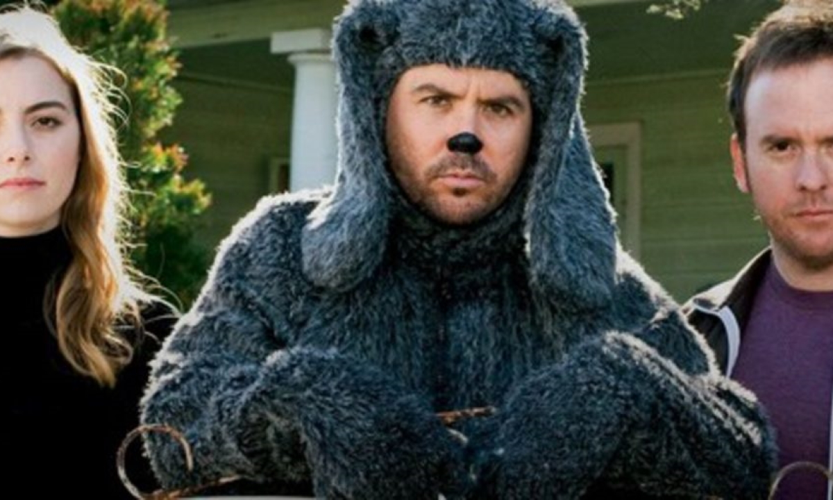 Cast of Wilfred
