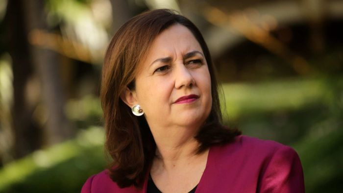They say it's better to be lucky than good - Annastacia Palaszczuk may be both - InQueensland