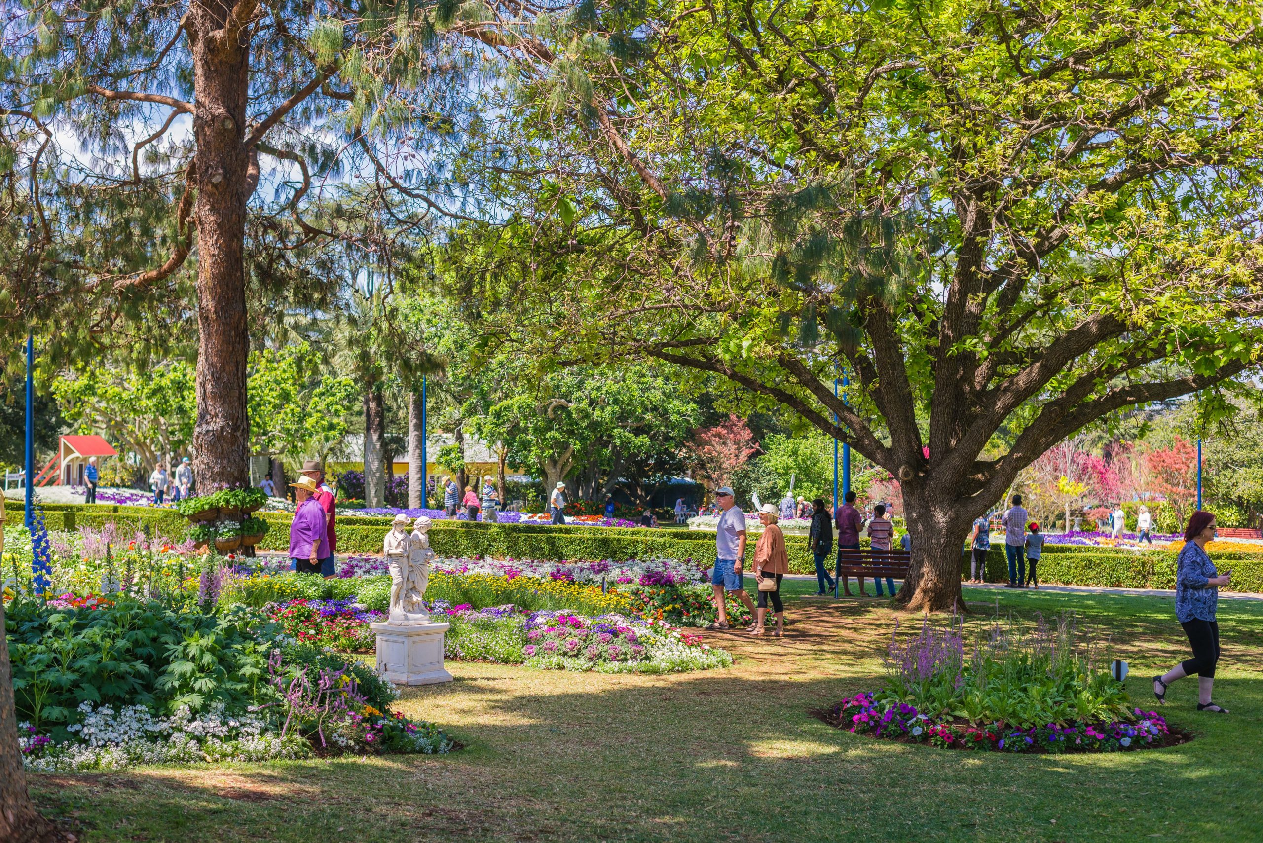 Toowoomba Tourism To Come Into Bloom As Carnival Of Flowers Confirms Return