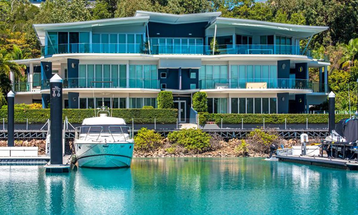Hamilton Island - Luxury apartment - InQueensland