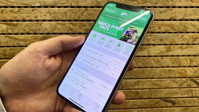 Online betting accounts australia news